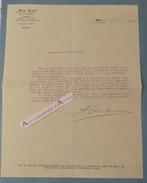 DIE ZEIT - WIEN (Vienne Autriche Austria) - Lettre Commerciale 1902 - Au Docteur Masquin - 1900 – 1949