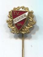 Handball - Vereine TV HEGENSBERG, Esslingen  Germany, Vintage Pin Badge, Abzeichen, Enamel - Pallamano