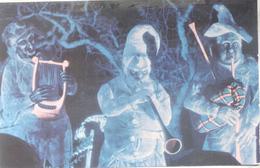 THE HAUNTED MANSION - WALT DISNEY WORLD FLORIDA CPSM DOS DIVISE TRES BON ETAT CIRCA 1955 - Disneyworld