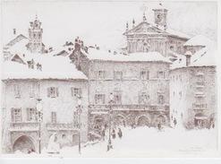 ANNULLO - MONDOVI' PIAZZA 30^ MOSTRA DELL'ARTIGIANATO 8/17 AGOSTO 1998 - FRANCOBOLLO Lire 650 - ILLUSTRATORE G. CALLERI - 6. 1946-.. Repubblica