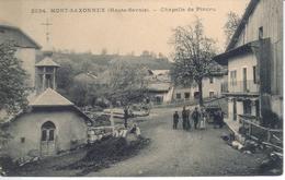 Le Mont Saxonnex La Chapelle De Pincru - France