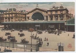 75 -  PARIS - Gare De L'est - Non Classés