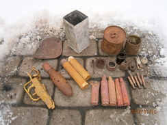 WW2 Mix - Decorative Weapons