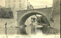 Cusset. Le Pont De La Mer à Cusset. - Andere Gemeenten