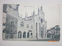 Postcard Como Il Duomo Italy [ Early Undivided Back ] My Ref B1499 - Como