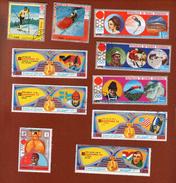 1 Lot De Timbres Jeux Olympiques Sapporo 72 - Hiver 1972: Sapporo