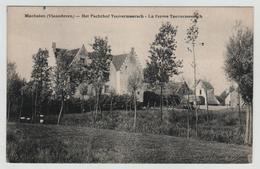 Belgium Belgique Machelen Vlaanderen Het Pachthof Toovermeersch Post Card Postkarte Karte Carte Postale 6025 POSTCARD - Machelen