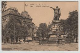 Belgium Belgique Dentergem Denterghem Statue Shop Artevelde Post Card Postkarte Karte Carte Postale 6031 POSTCARD - Dentergem