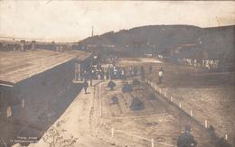 Carte Photo - Camp De Prisonniers - Cachet - Guerre 1939-45
