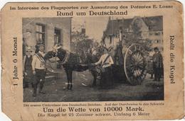 Rund Um Deutschland Die Ersten Umkreiser Des Deutschen Reiches - Militaria