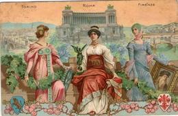 (9) CPA   Esposizione Internationale D'arte Roma 1911  (bon Etat) - Mostre, Esposizioni