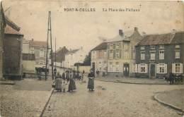 Pont-à-Celles - La Place Des Fichaux - Pont-a-Celles