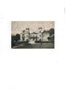 Carte Postale Chateau De Montfleuri (ancienne Résidence De Balzac) - Tours 28/10/1907 - Tours