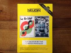 Neudin 1998 512 Pages Catalogue De Cartes Postales - Livres