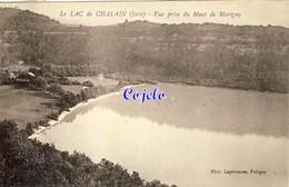39 - Le Lac De Chalain - Vue Prise Du Mont De Marigny - France