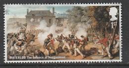 GB 2015 200thAnniv: Battle Of Waterloo Used Sg:GB 3724 - 1952-.... (Elizabeth II)
