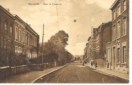 CPA - PK - AK   MARCINELLE  Rue De Charleroi - Charleroi