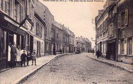 EURE ET LOIR - Chartres - Vue Prise Rue Du Grand Faubourg - Chartres