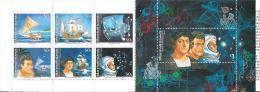 Marshall  Islands 1992   Legends Of Discovery Mi Nr 419/125  (**) - Marshalleilanden