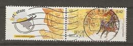 Belgique 2001 - Cob 2996 Avec Vignette Net Future - Belgien