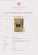 SMOM Sovereign Order Of Malta 2014 Brochure About Bycentenary Foundation Carabinieri - San Marco - G. Castelli - Malta (Orde Van)