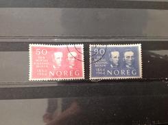Noorwegen / Norway - Complete Serie 100 Jaar Volkshogeschool 1964 - Gebruikt