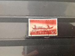 Noorwegen / Norway - Postverbinding (50) 1963 - Gebruikt