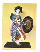 Kabuki-Musume-Dojyoji- Okaru--(B.6857) - Japan