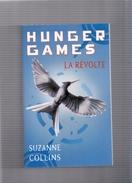 """SUZANNE  COLLINS  --  """"""""  LA  REVOLTE  """""""" --  HUNGER  GAMES  -- TOME  III  --  TTBE......... - Fantastic"""