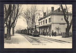 Brignoles - La Gare (train) - Brignoles