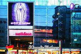 Carte Postale, Salle De Spectacles, Movie Theatre In Germany, München,  Kinopolis Mathaser - Cinema