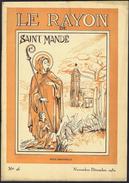 Paroisses St-Mandé 94, Paris: 2e 7e 11e 15e 17e Arrt, 1932-1937 Dessin De POULBOT Dans Le Vieux Batignolles Catholicisme - 1900 - 1949