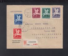 Brief 1946 Arnemuiden - 1891-1948 (Wilhelmine)