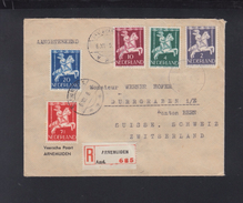 Brief 1946 Arnemuiden - Briefe U. Dokumente