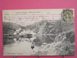 23 - Vallée De La Creuse - Moulin De La Prune - 1917 - Très Bon état - Scans Recto-verso - Non Classés