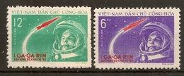 VIETNAM  1961, Space Flight