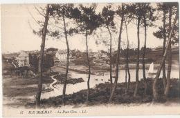 île De Brehat Port Clos Neuve TTB - Ile De Bréhat