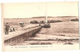 PAIMPOL  Embarcadere De L'Arcouest - Neuve TTBE - Paimpol