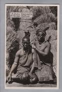 Südafrika Durban 1938-02-06 Foto Zulu Damsel's Bridal Coiffure - Afrique Du Sud