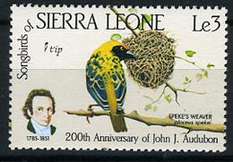 1985 - SIERRA LEONE - Mi. Nr. 802 -  NH - ( **) - (K-EA-361388.8) - Sierra Leone (1961-...)