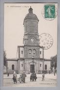 Algerien Oran 1939-02-27 Eglise Mostaganem - Oran
