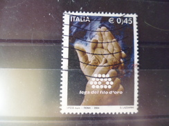 ITALIE TIMBRE REFERENCE    YVERT   N° 2741 - 6. 1946-.. Repubblica
