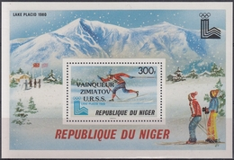 NIGER 1980 HB-29 NUEVO - Níger (1960-...)