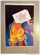 """Le Diable Rose Maison Close ,Brigitte Lahaie , Roger Carel """"érotique """" Affiche Ancienne 1987 - Affiches & Posters"""