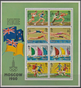 NIUE 1980 HB-38 NUEVO - Niue