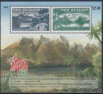 NUEVA ZELANDA 1998 HB-126 NUEVO - Hojas Bloque