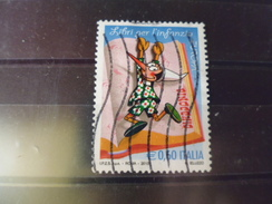 ITALIE TIMBRE REFERENCE    YVERT   N° 3137 - 6. 1946-.. Repubblica