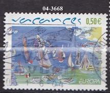 FRANCE 2004 N° 3668    OBLITERE - Gebraucht