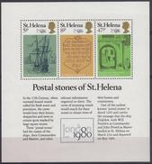 ISLA SANTA HELENA 1980 HB-4 NUEVO - Isla Sta Helena