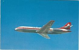 Swissair Caravelle. Used 1967    S-3075 - 1946-....: Moderne